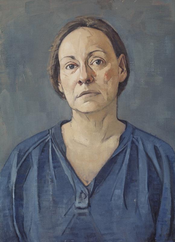 Self Portrait, Mary Beth McKenzie (Image courtesy of the artist)