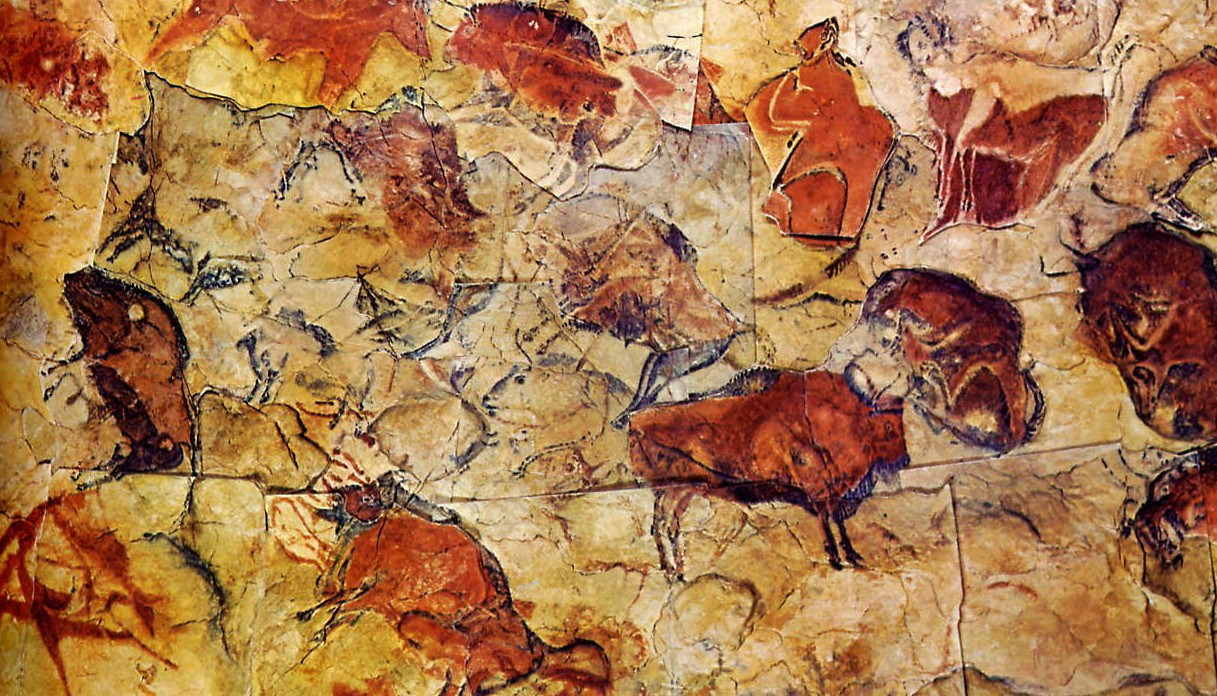 Altamira Caves, rupestrian art