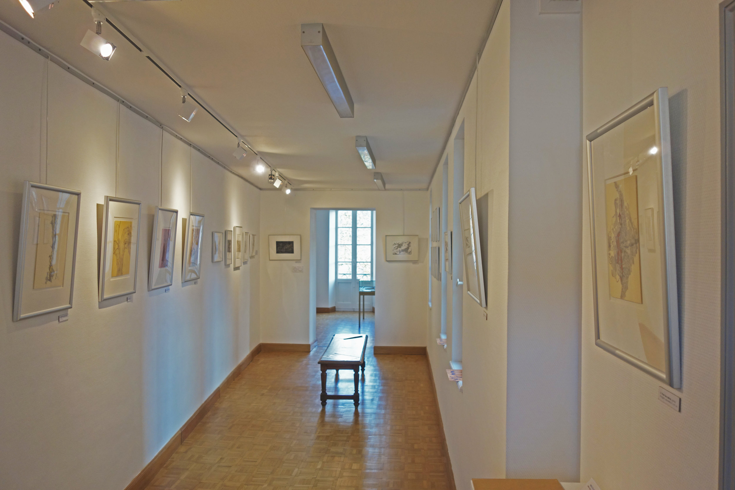 General view of the Terratorium exhibition (Photograph courtesy of Michelle Anderson)