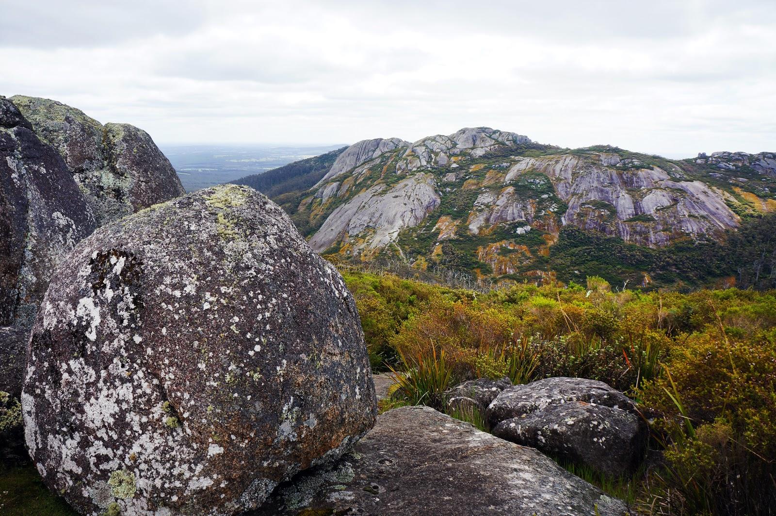 Porongorup Range (Image courtesy of The Long Way's Better)