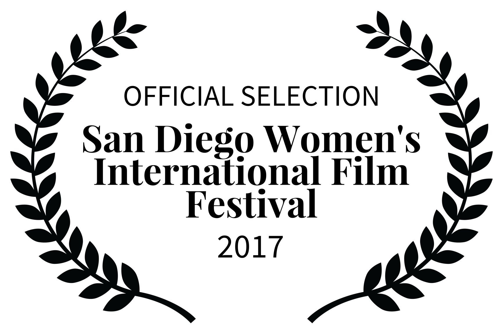 OFFICIAL SELECTION - San Diego Womens International Film Festival - 2017.png