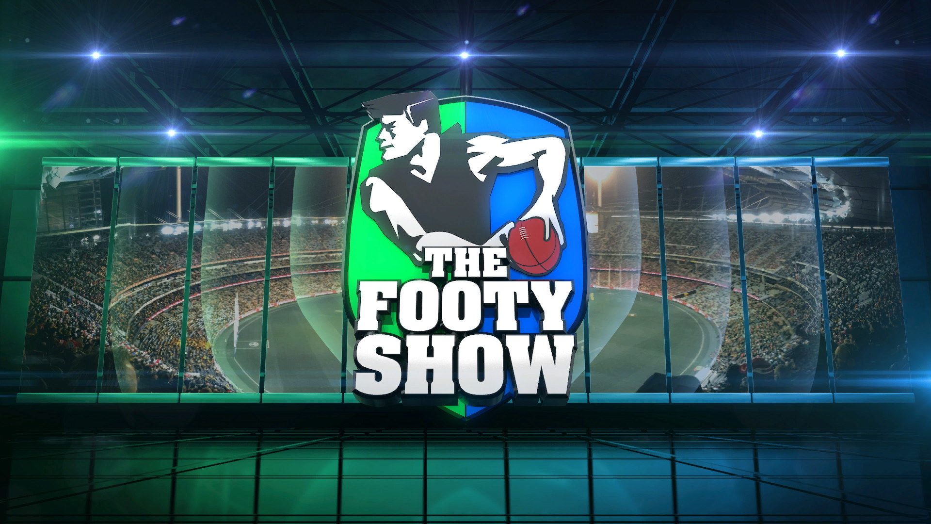 The Footy Show Screen Content