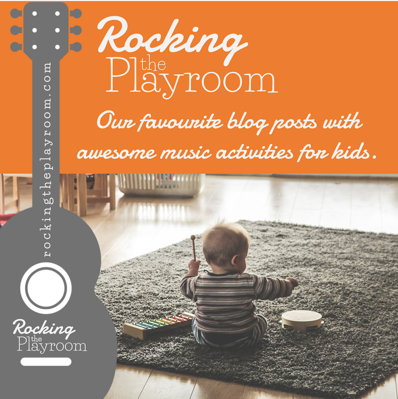 Rocking the Playroom Blog Posts
