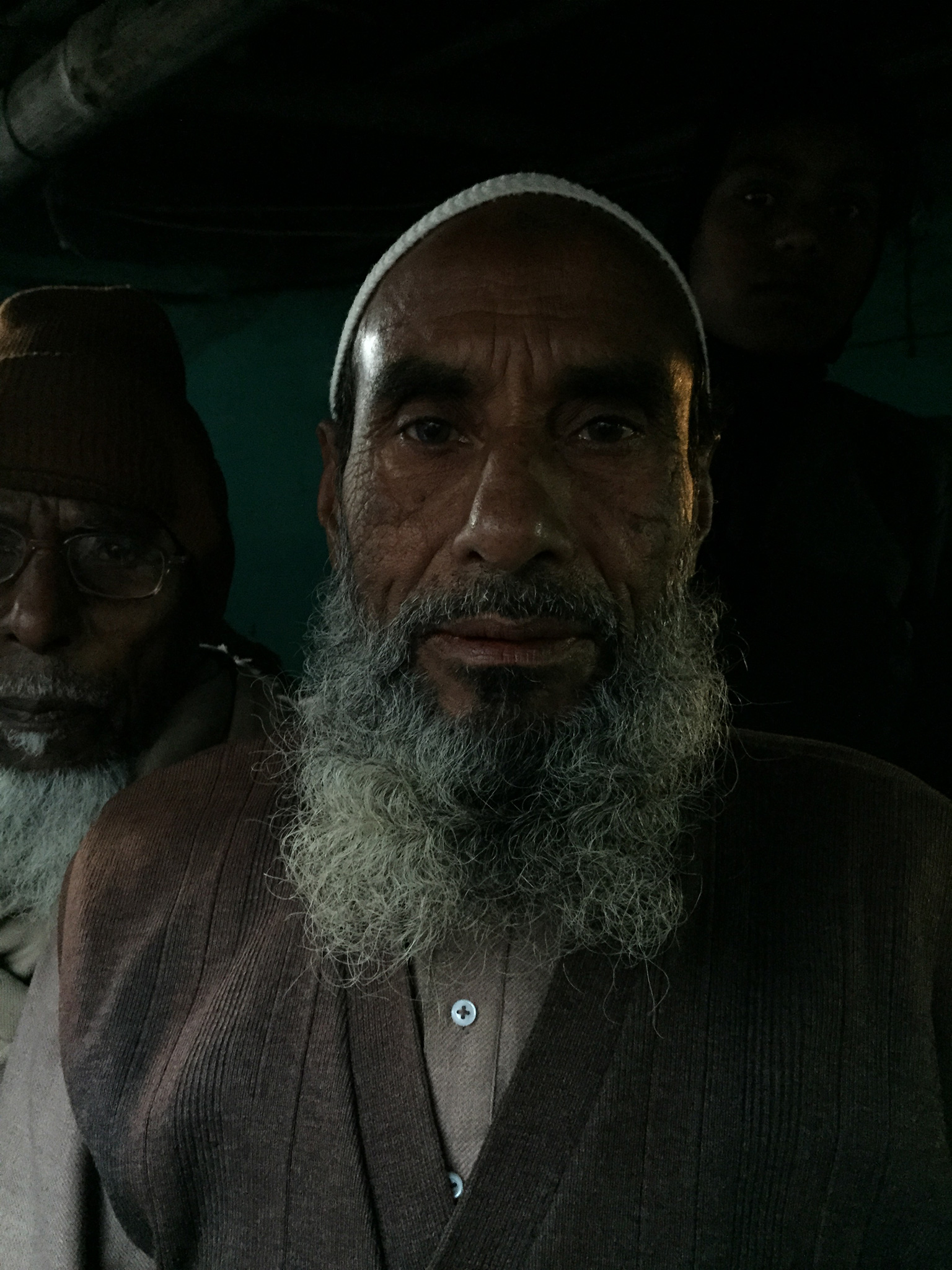 "Haji Mujibir Rahman taught himself medicine. ""It's not great but at least we have something,"" says the soft-spoken self-effacing old man. He runs a pharmacy and a basic diagnostics outfit on a sandbar island, a char, that the map says rose from the Ganges to join with Jharkhand.  They don't have hospitals? They do. That is, they have a shell of a building. No doctors, nothing.  Have they asked the government for it? Several times, during elections, paid for with their sworn loyalty. The politicians leave empty-promise souvenirs."
