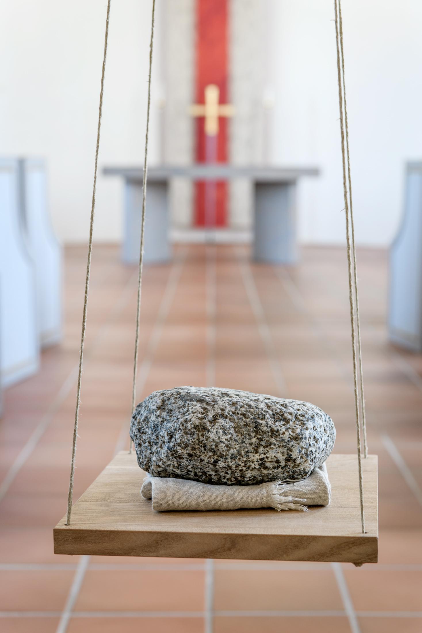 Folded rage, Helighetens bilder - Nyköpings kyrkor 2018