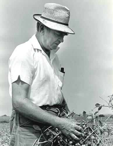 Clarence Jordan, courtesy of Koinonia Farm. https://www.koinoniafarm.org/clarence-jordan/