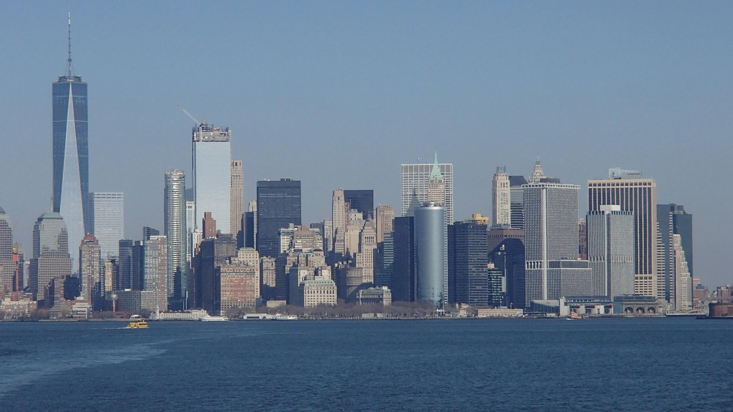 New York Skyline - Foto Eric Carbijn
