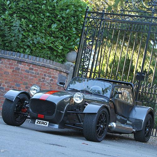 Great British Sports Cars Self Build Option - GBS — Great British