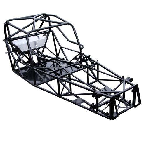 *MSA Roll Cage Chassis shown, Fuel Tank not INCLUDED. all panels are supplied pre folded / flat.