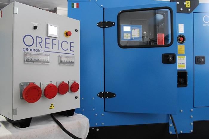 generatore remoto