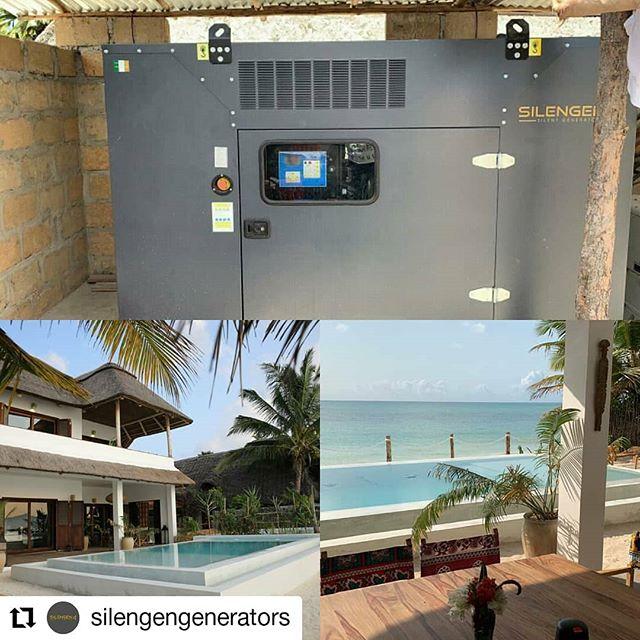 @silengengenerators [Zanzibar]