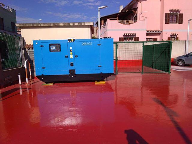 Red & Blue...our favourite colours.⠀ #generatore #generatori #gruppielettrogeni #gruppoelettrogeno #generator #generators #gensets #powergenerators #generatingset #generatingsets #gruposelectrogenos #groupeelectrogenes