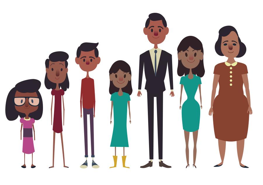 Final character lineup