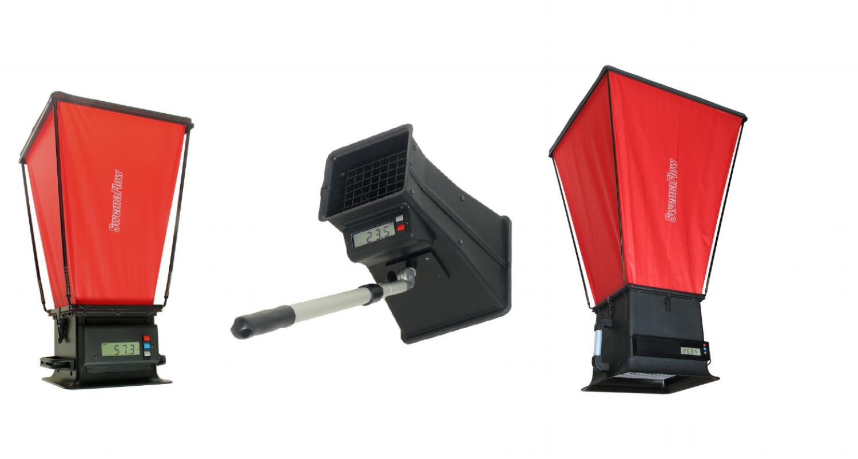 Instruments portables pression débit