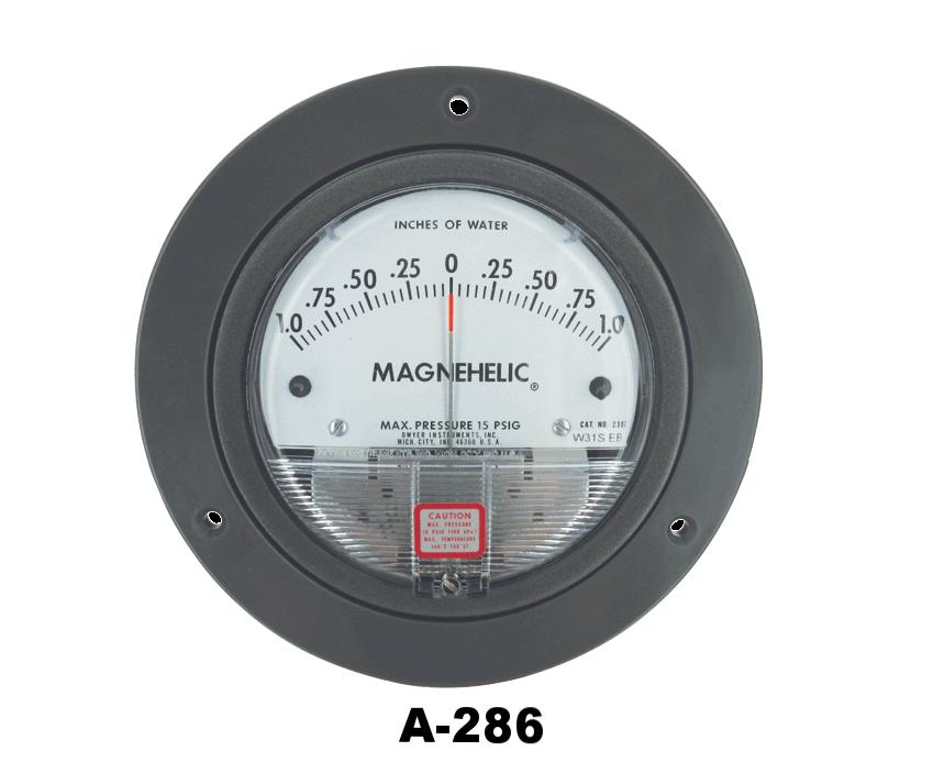 A-286 MAGNEHELIC