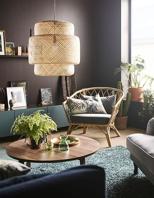 The Stockholm armchair which I've fallen for in a big way - Image via Ikea