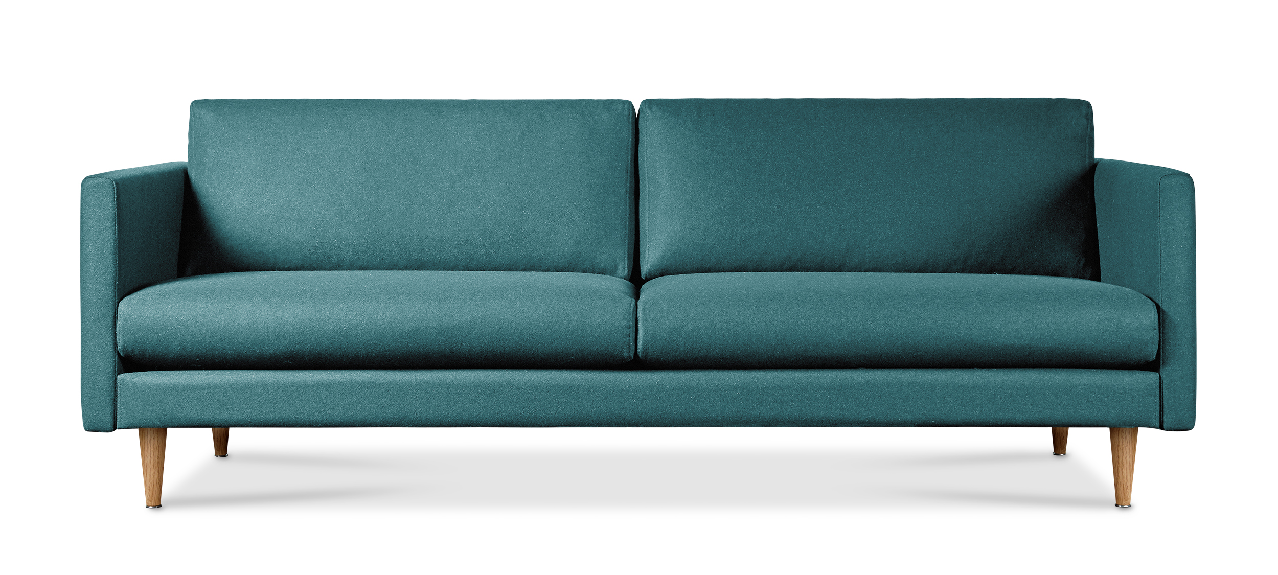 Tivoli Three Seater Sofa Ocean Blue Wool Birch .jpg