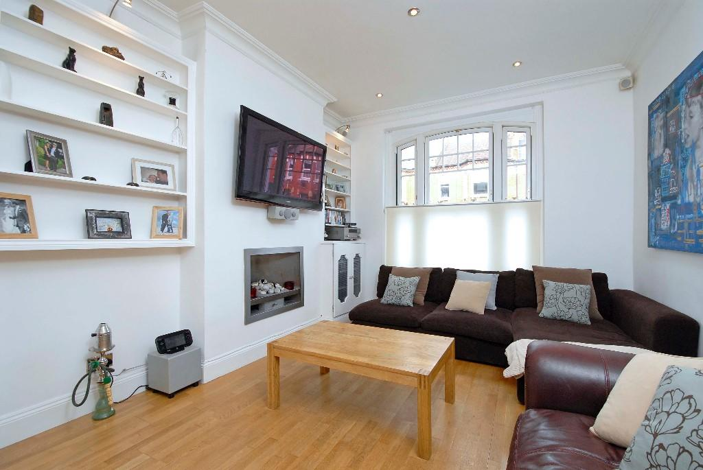 The killer gas fire as shown in the estate agent's brochure