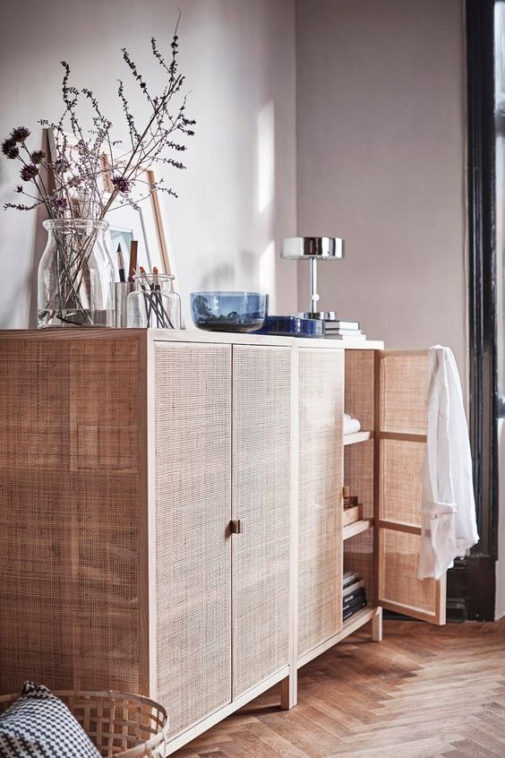 The Ikea Stockholm cabinet of dreams. Image credit - Ikea