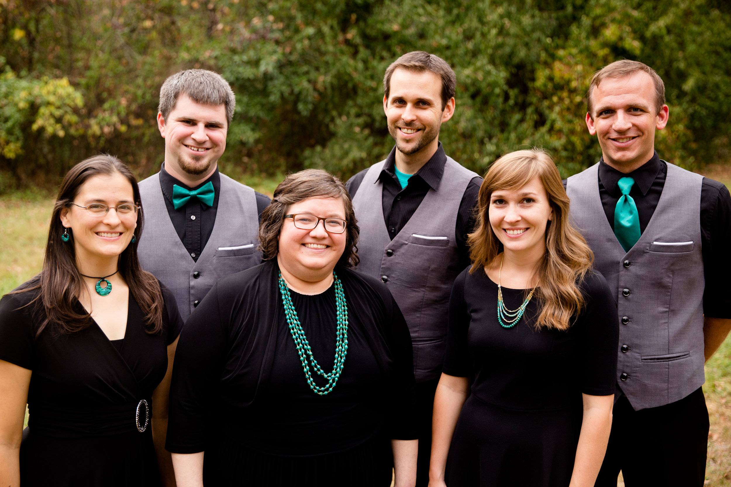 Good Company - Good Company is a six-member a cappella group based out of the Shenandoah Valley.  They began rehearsing together in the Fall of 2013 and have enjoyed singing a wide variety of music since then. Good Company released their first album, Awake, in December 2014 and their 1st Christmas album, From the Heart, in December 2016. They were honored to be crowned champions of SVCC's First Shenandoah Valley Sing Off in 2017 and are excited to participate again in 2018.