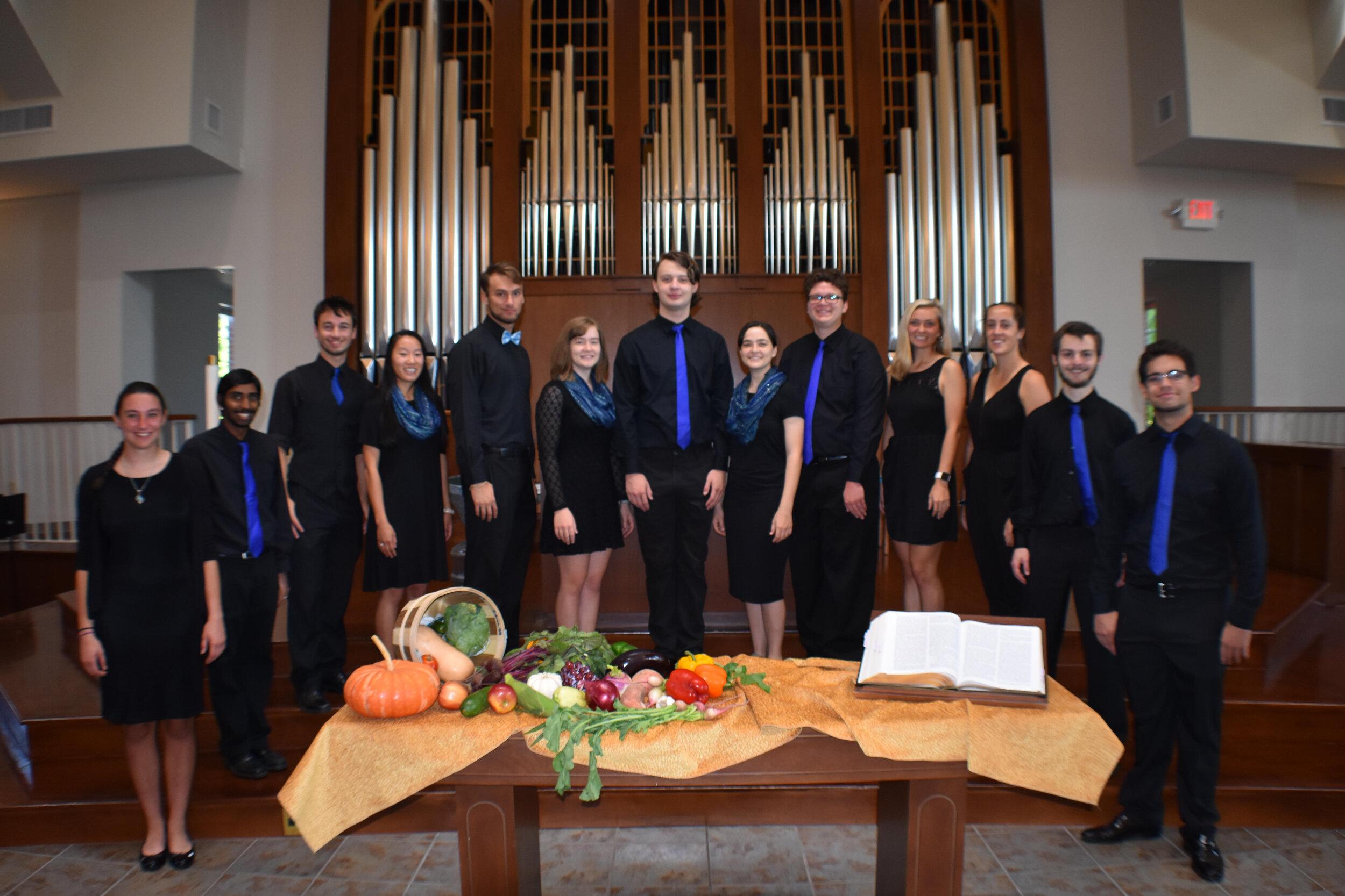 EMU Chamber Singers