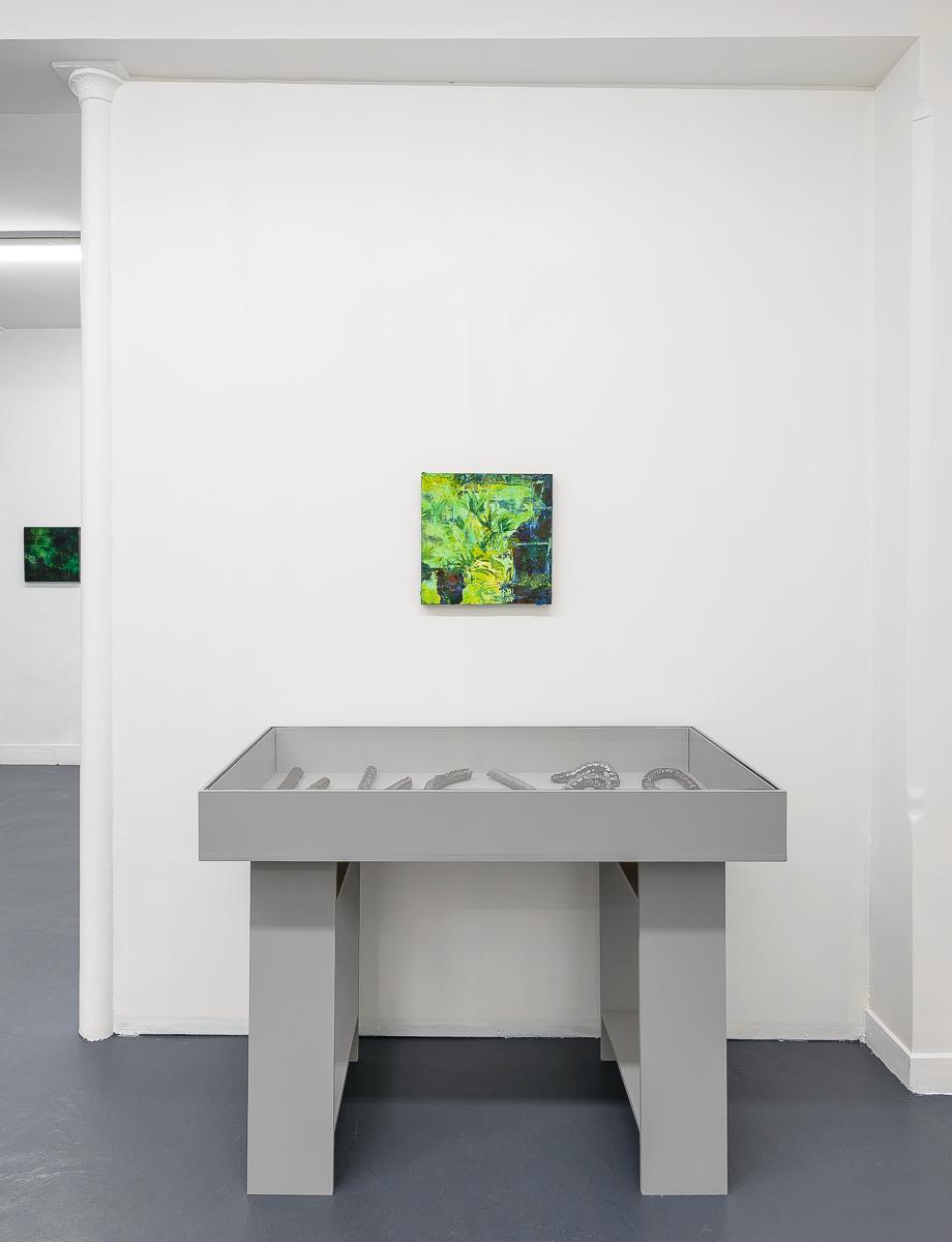 Iron Palm - 2016  galerie Sator  © Grégory Copitet
