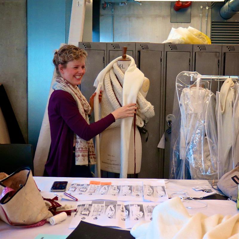 Designer Anna Zwick