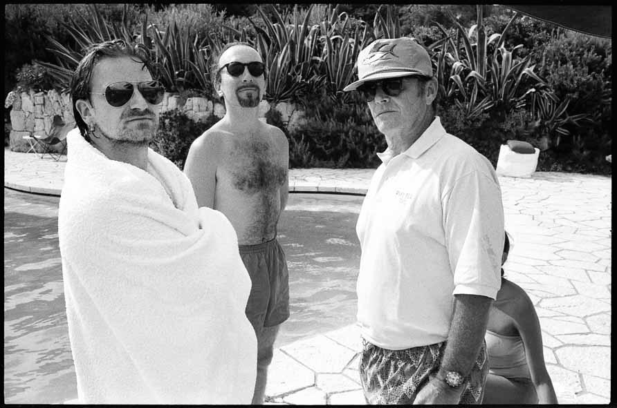 Jean Pigozzi - Pool Party.