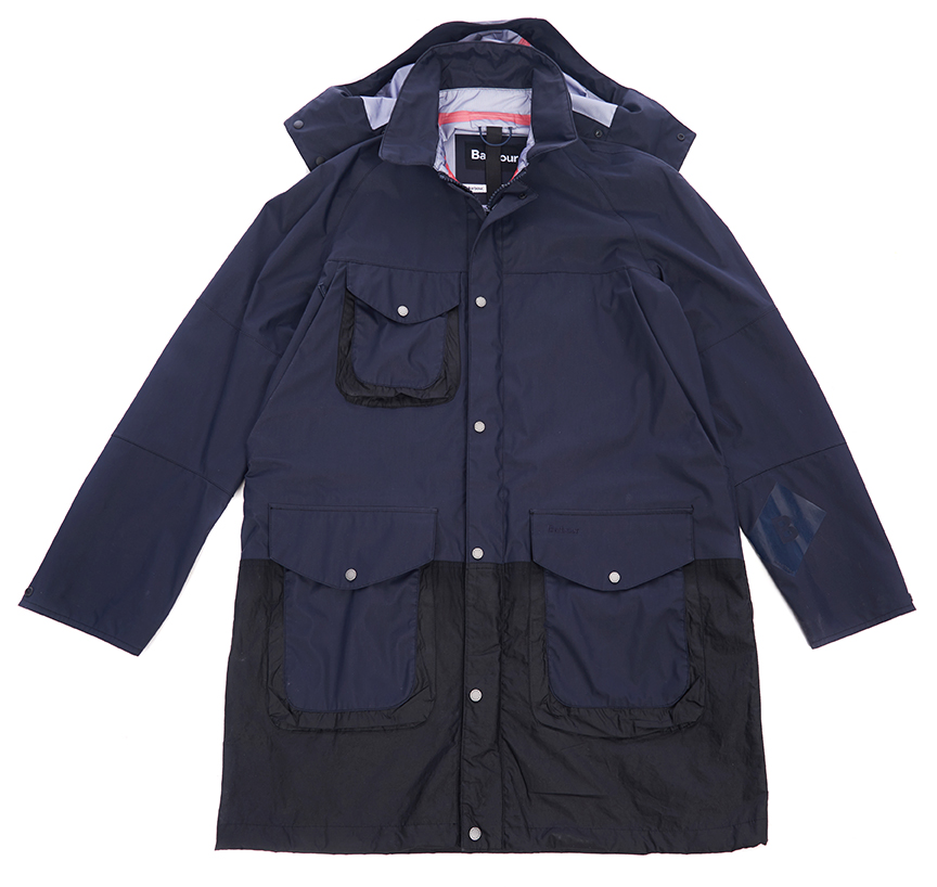 Reversible jacket from the campaign: Amager Jacket for € 549,–