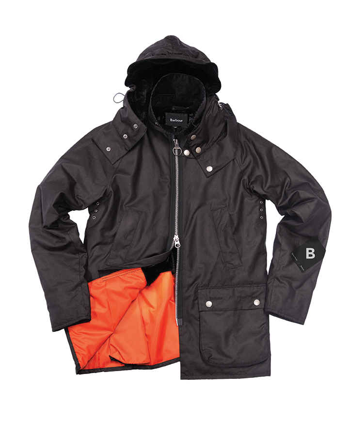 Sooter Jacket for 499,–.