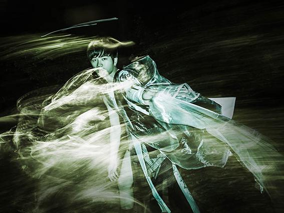 NICOLE J. WALLER: doesn't suit me | photography by Karin Shikata | model Ryo Ueno