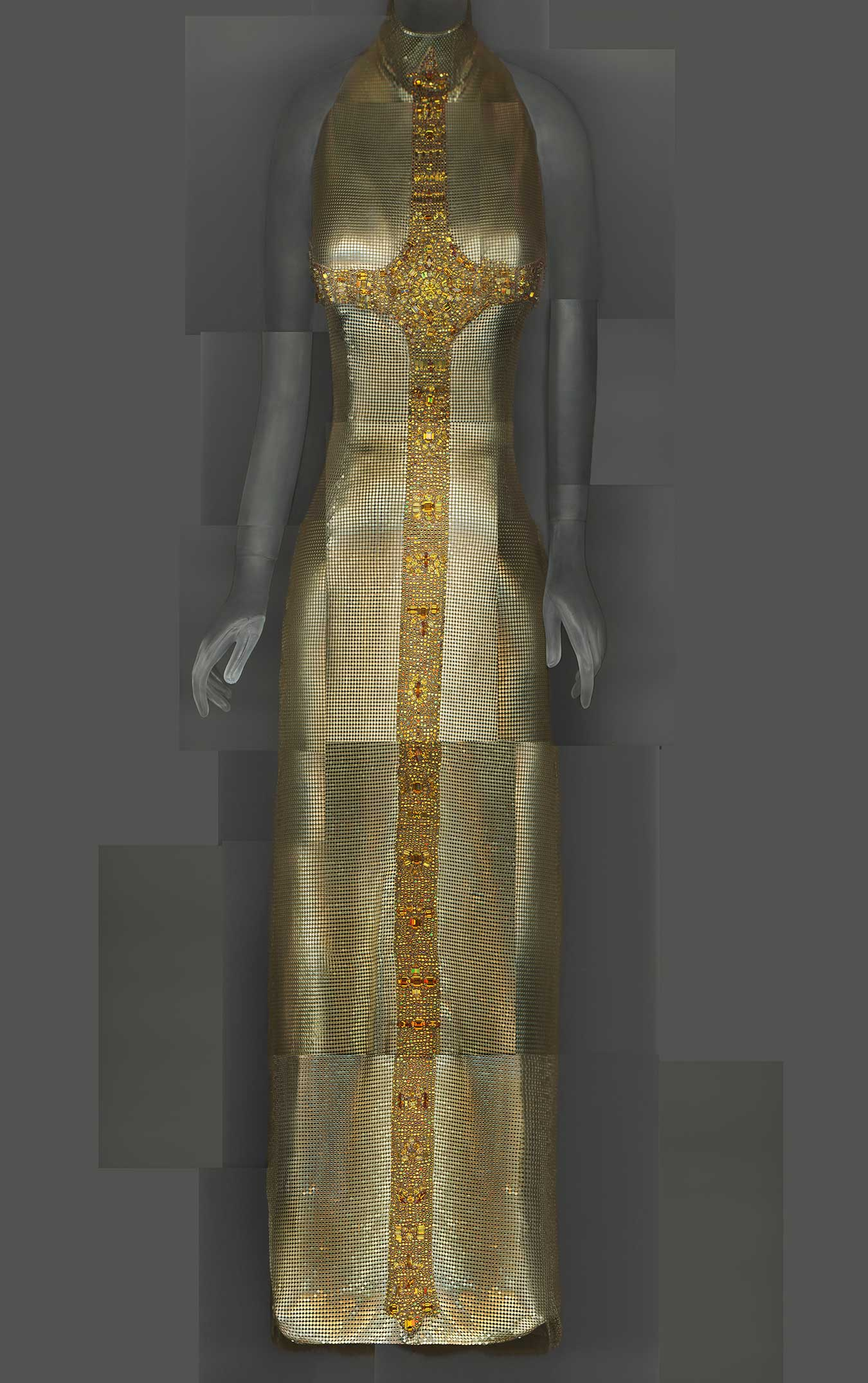 Evening Dress by Gianni VERSACE