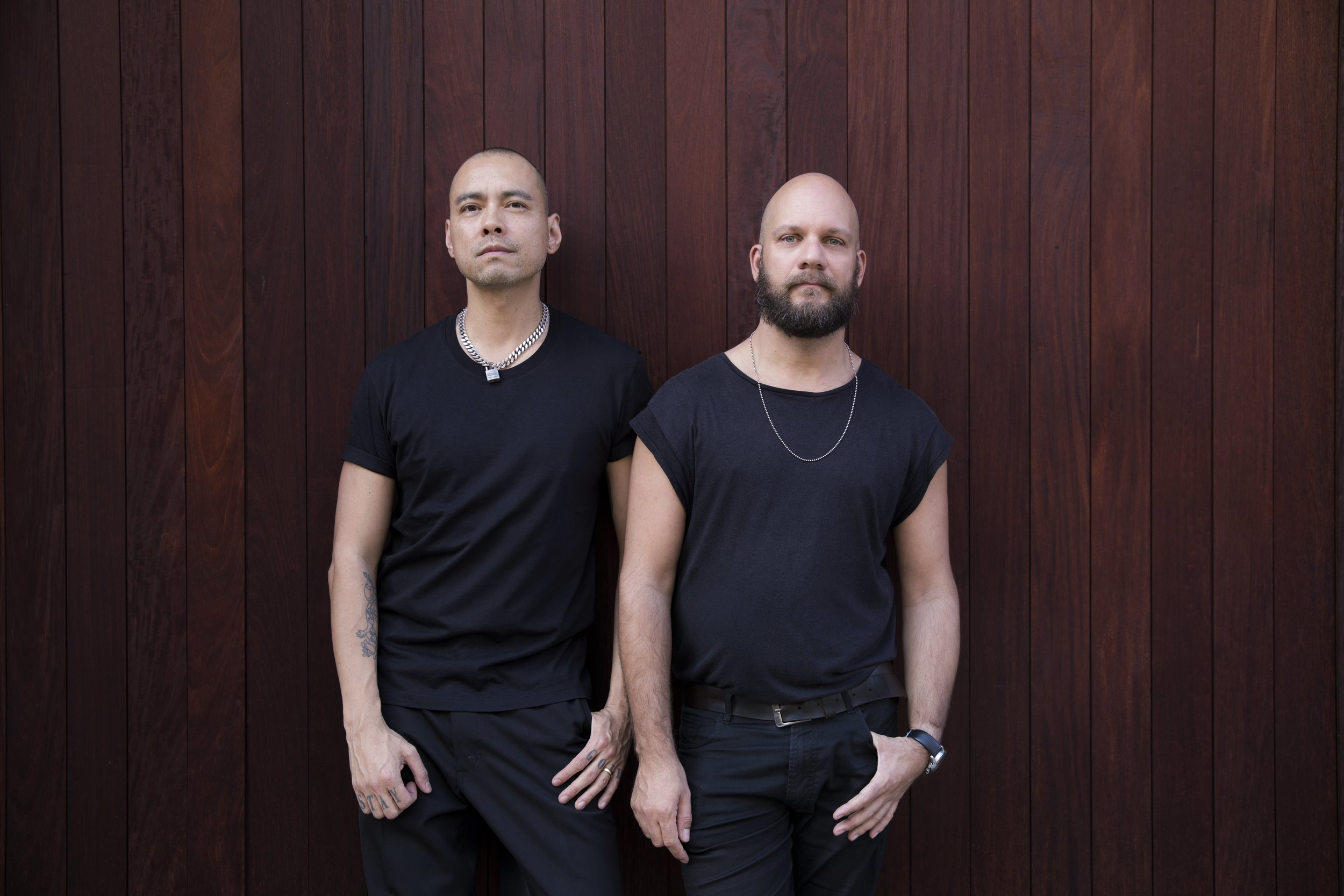 Ted Young-Ing and Stefan Kehl. Courtesy of AER