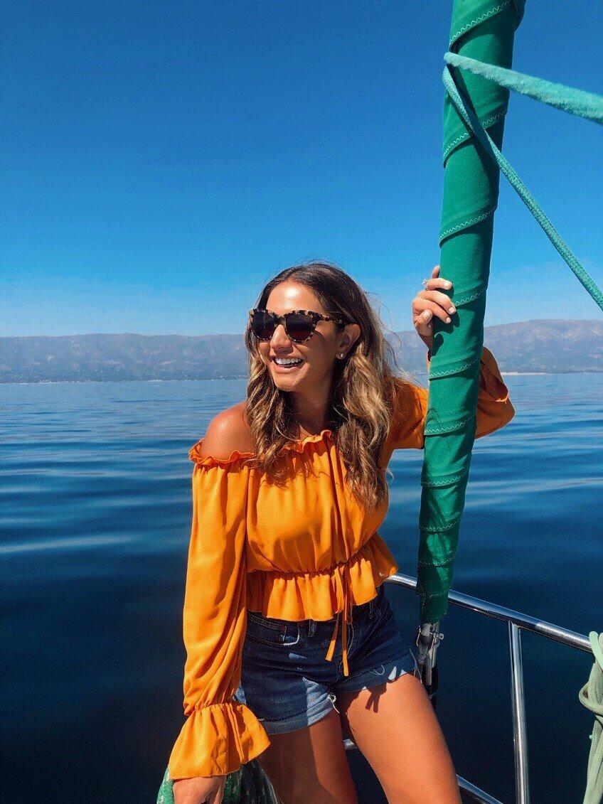 Blaire Kochar, Travel Agent