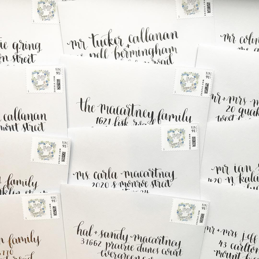 Lowercase Calligraphy Envelopes.jpg