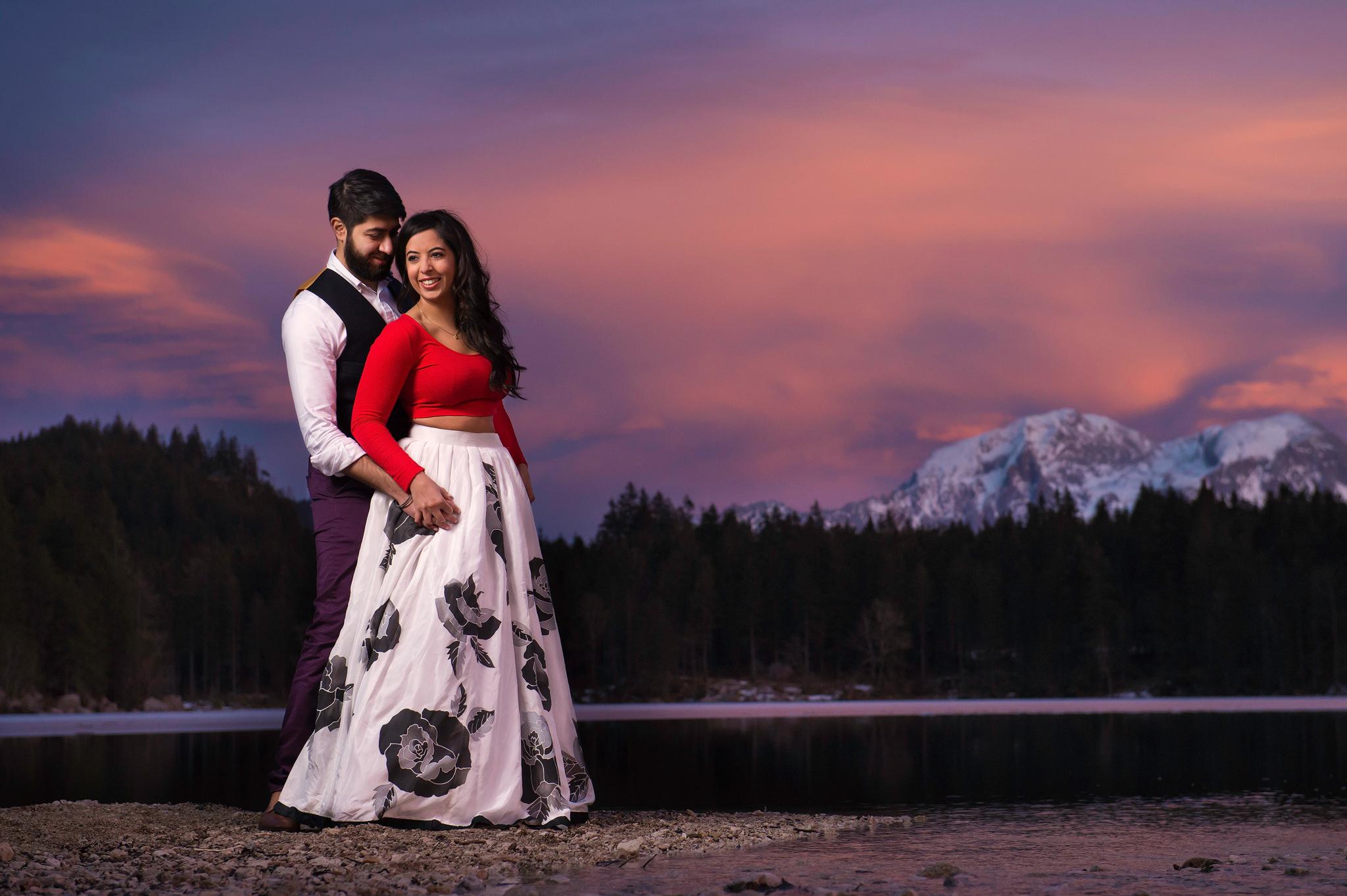 Satnam Photography Pre Wedding Shoots Indian Wedding Photography
