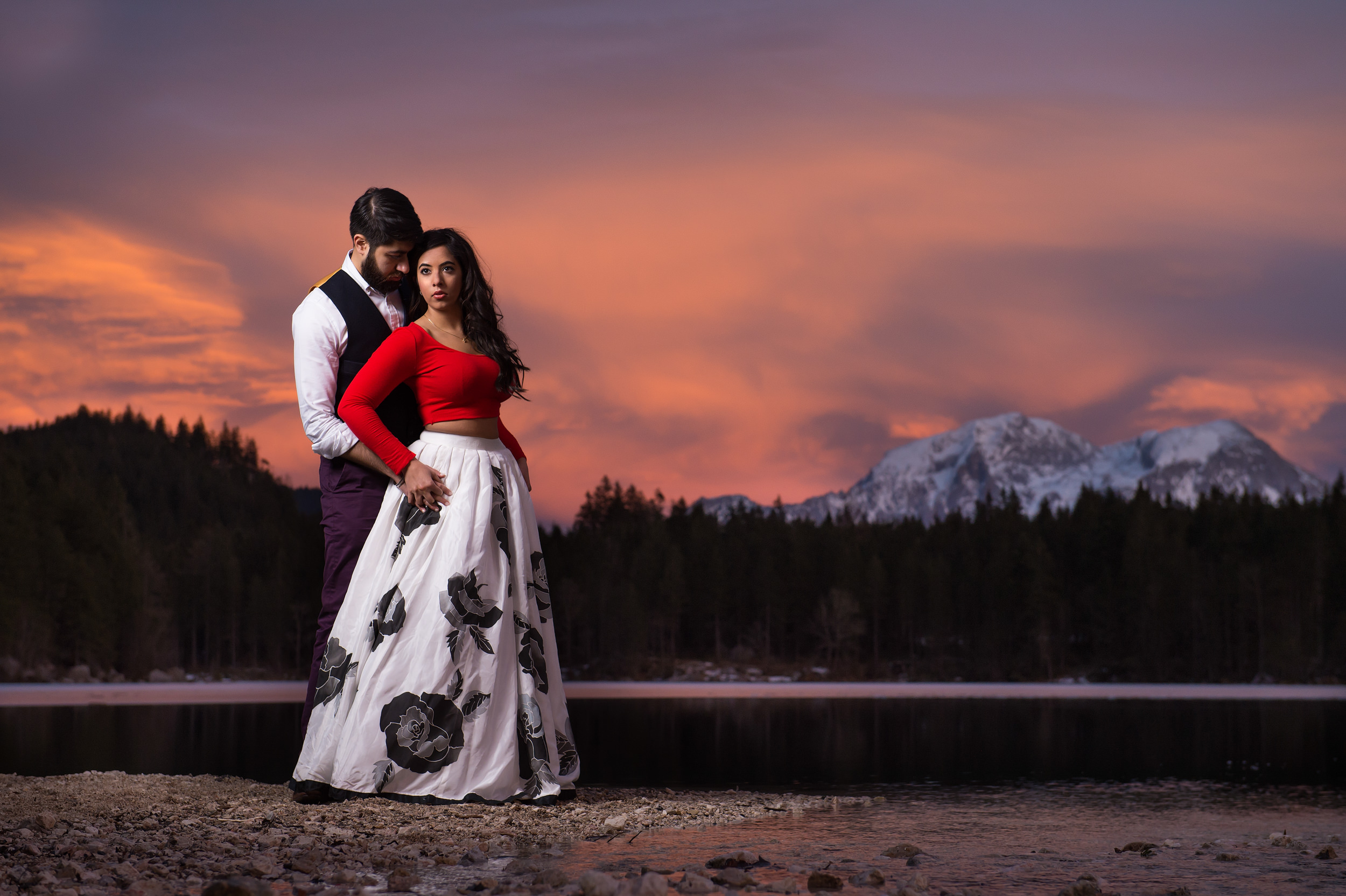 destination pre wedding shoot austria salzburg london wedding photography-17