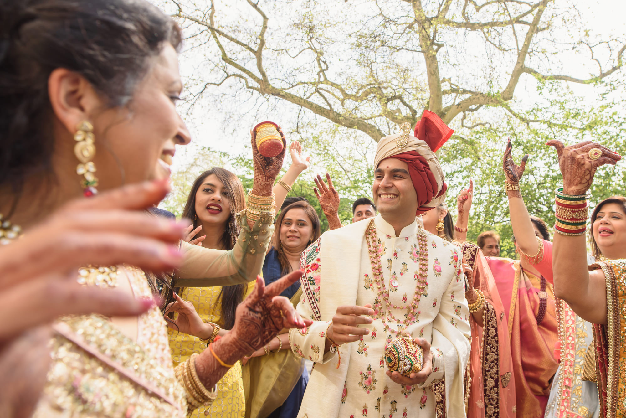 Tamil Gujrati hindu wedding photography photographer london the savoy -19.jpg