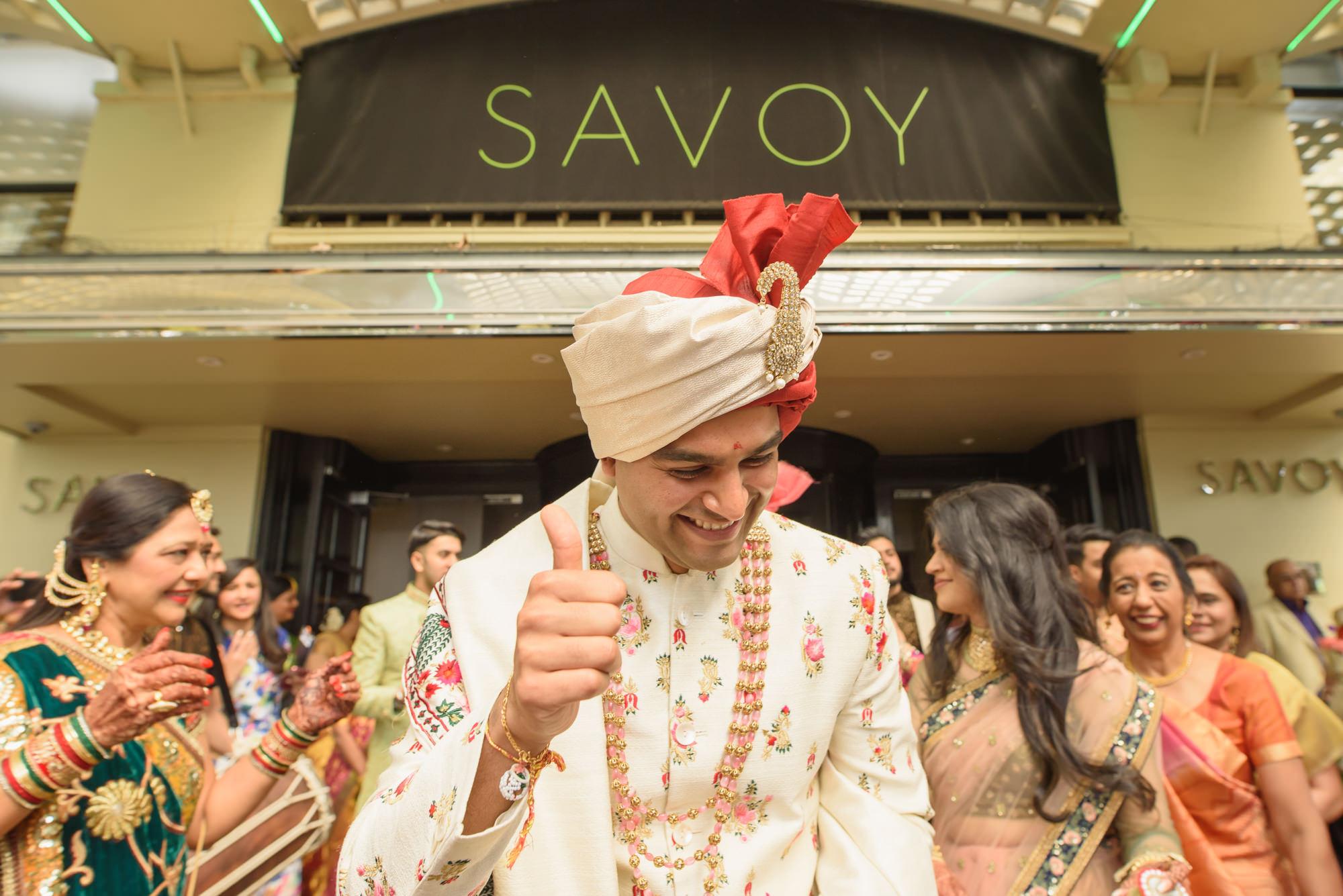 Tamil Gujrati hindu wedding photography photographer london the savoy -22.jpg