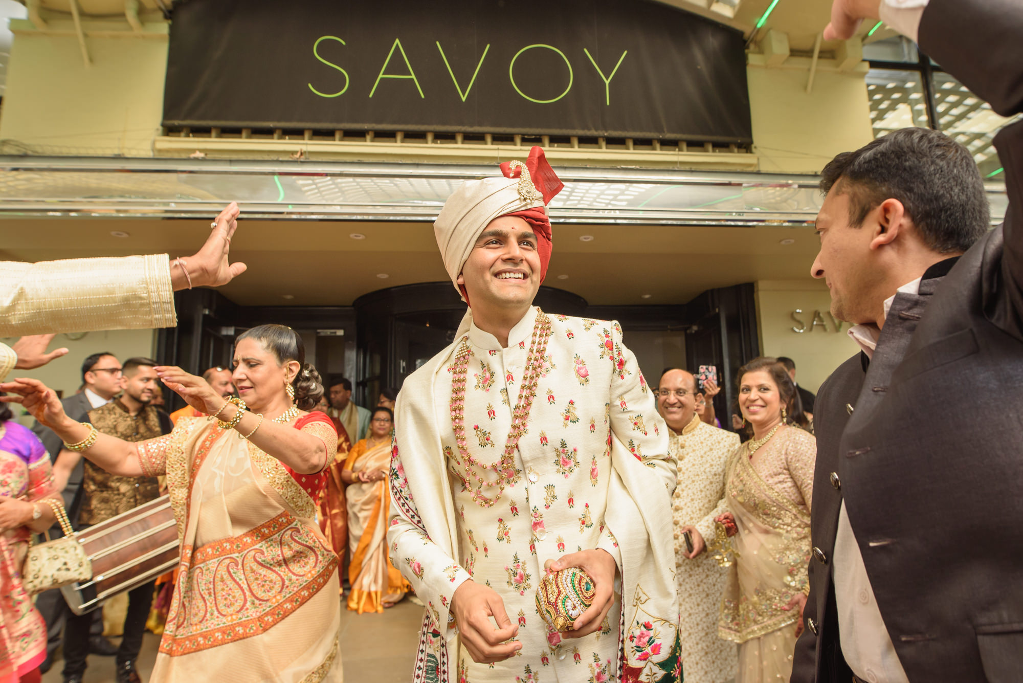 Tamil Gujrati hindu wedding photography photographer london the savoy -23.jpg