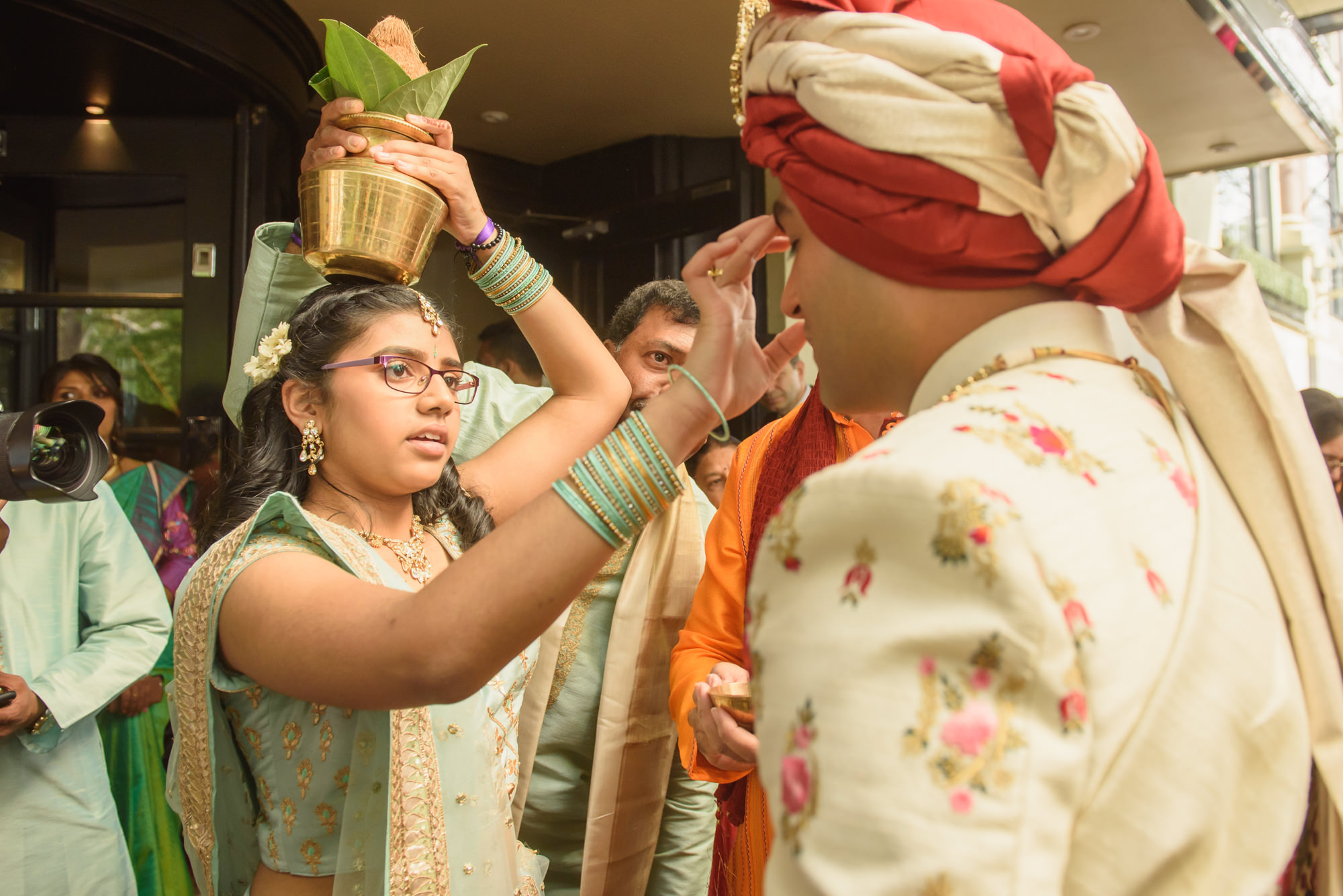 Tamil Gujrati hindu wedding photography photographer london the savoy -24.jpg