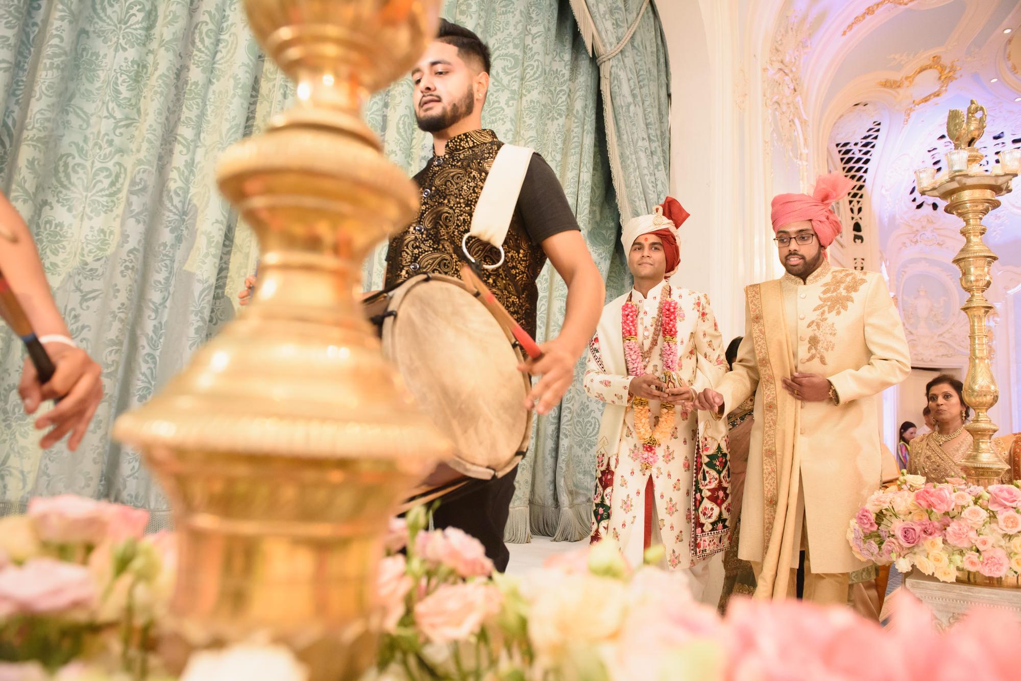 Tamil Gujrati hindu wedding photography photographer london the savoy -27.jpg