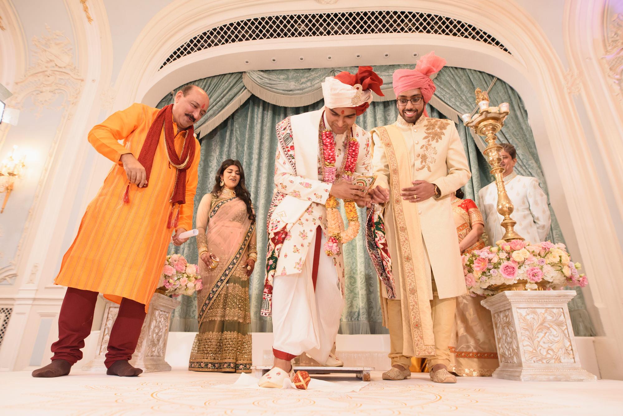 Tamil Gujrati hindu wedding photography photographer london the savoy -28.jpg