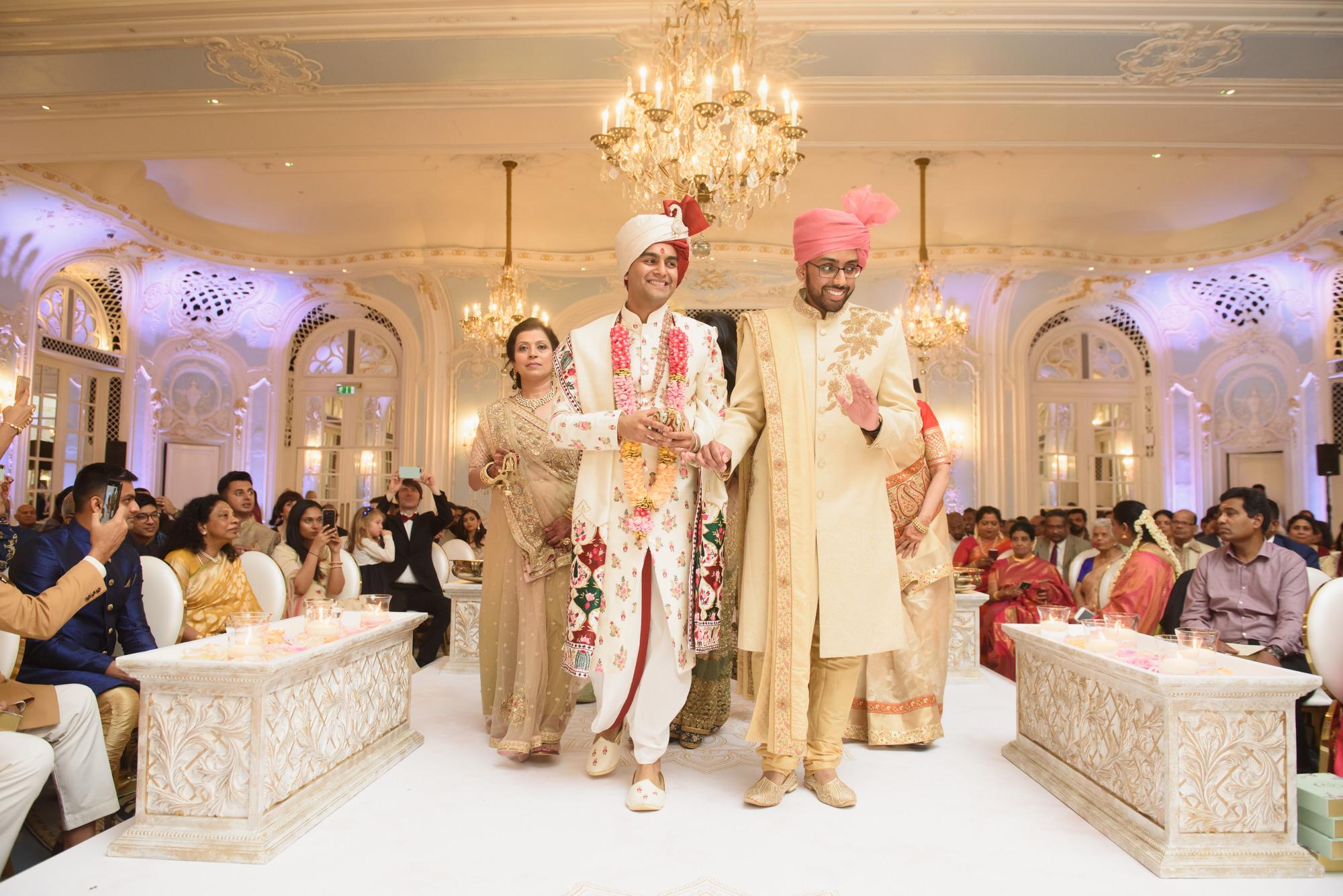 Tamil Gujrati hindu wedding photography photographer london the savoy -30.jpg