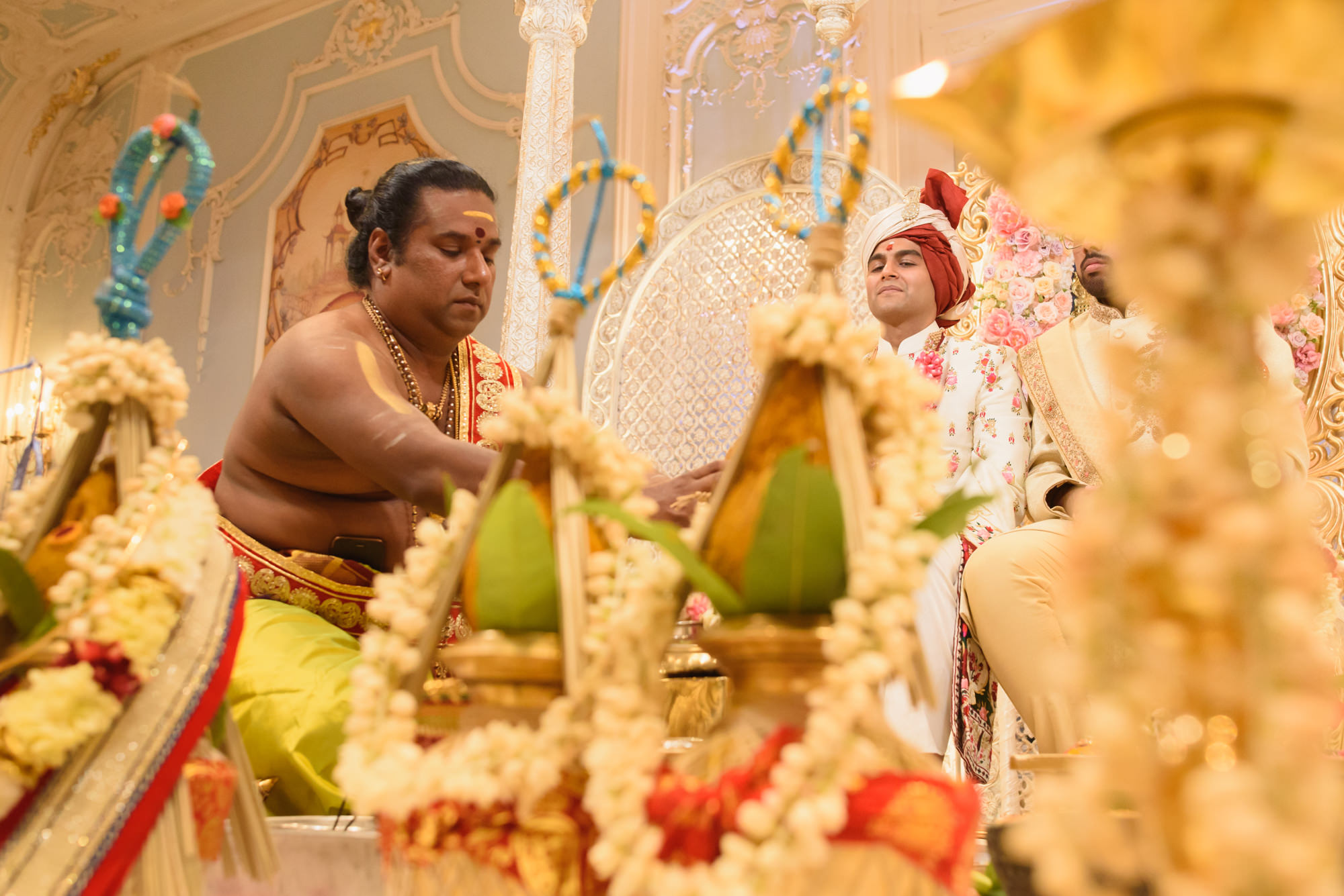 Tamil Gujrati hindu wedding photography photographer london the savoy -34.jpg