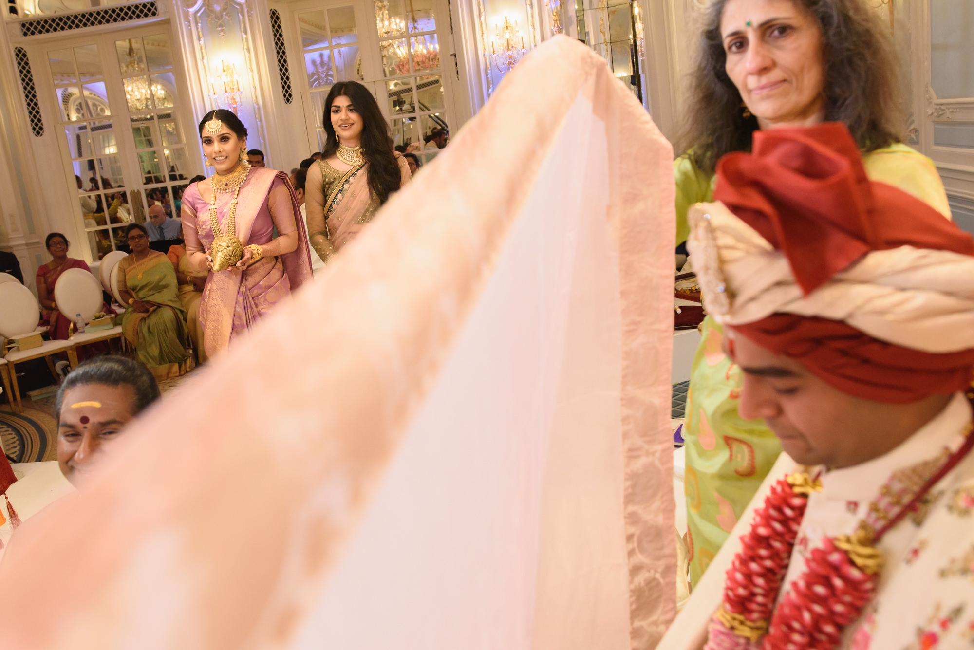 Tamil Gujrati hindu wedding photography photographer london the savoy -39.jpg