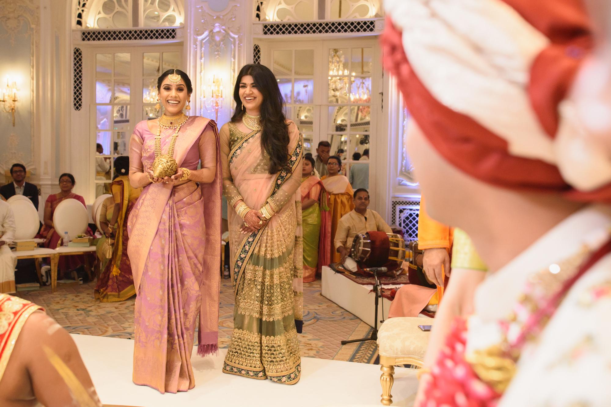 Tamil Gujrati hindu wedding photography photographer london the savoy -40.jpg