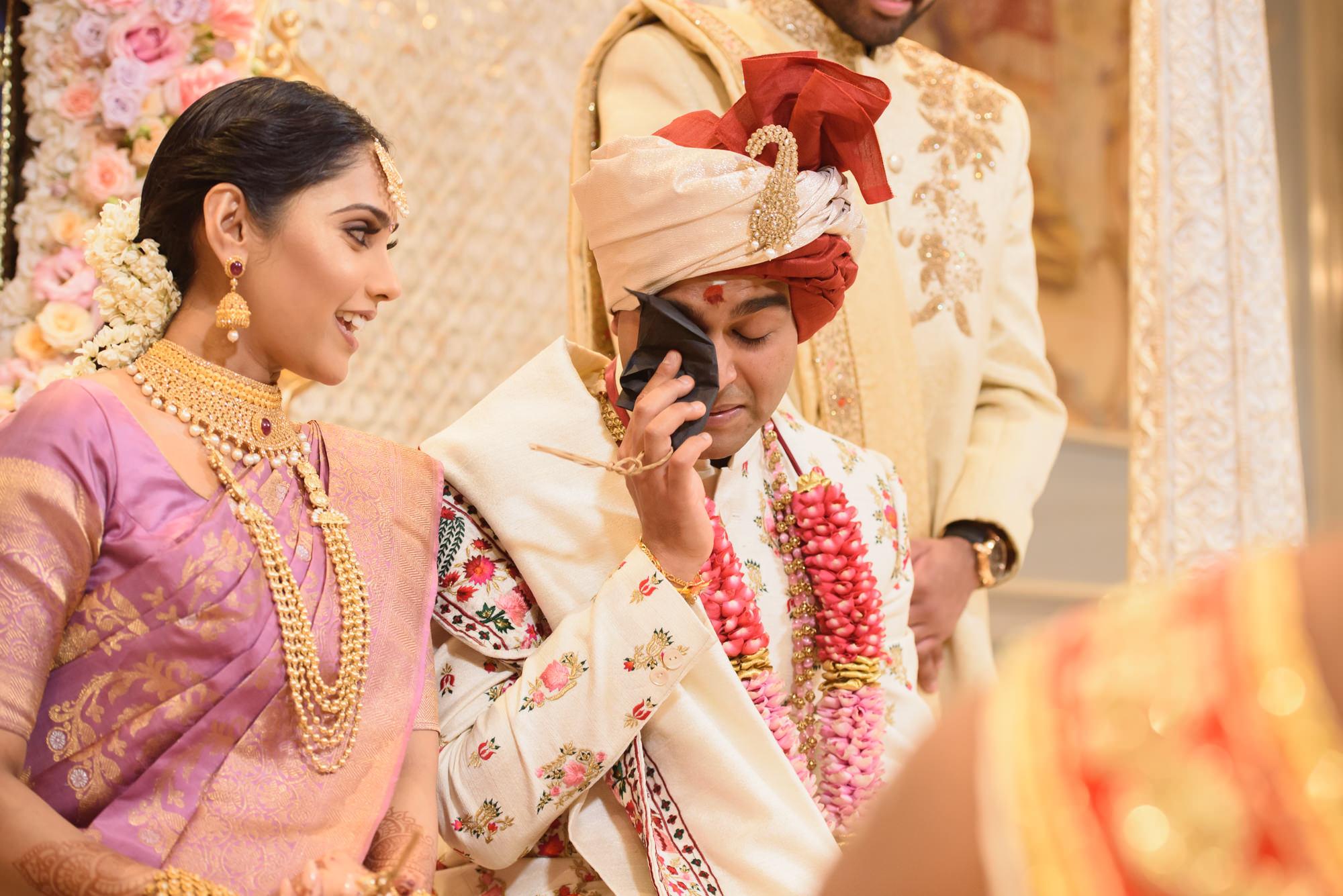 Tamil Gujrati hindu wedding photography photographer london the savoy -41.jpg