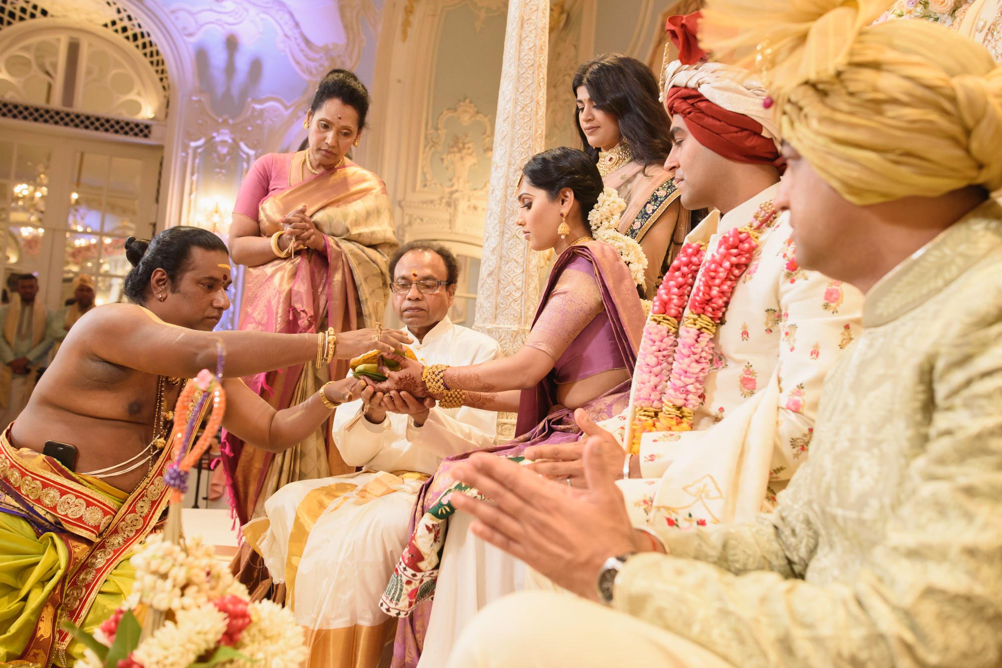 Tamil Gujrati hindu wedding photography photographer london the savoy -45.jpg