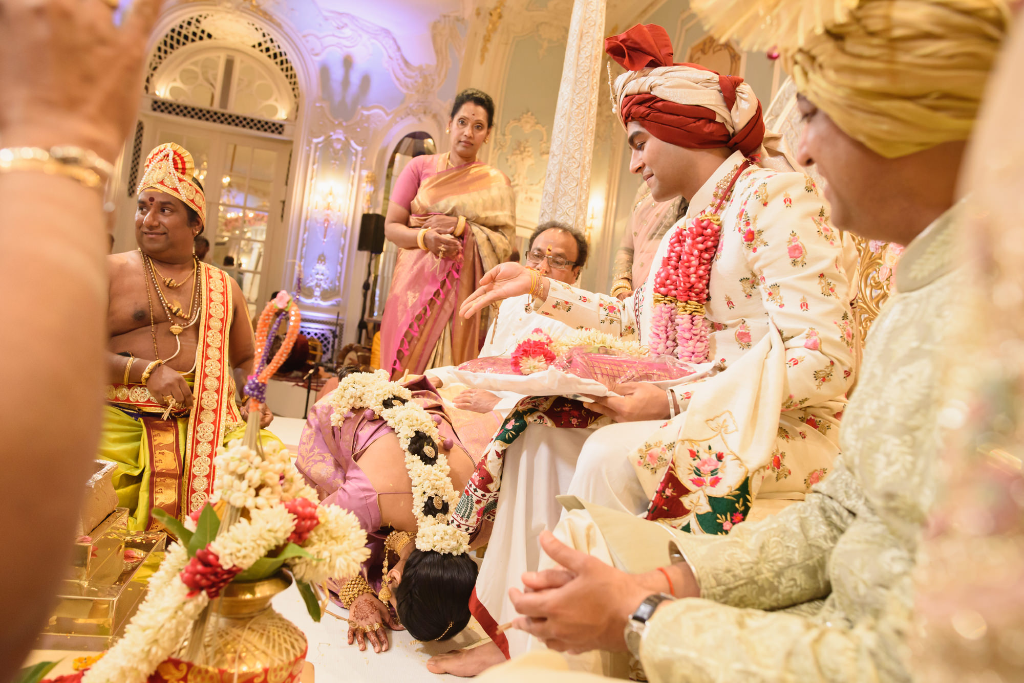 Tamil Gujrati hindu wedding photography photographer london the savoy -49.jpg